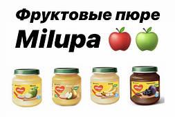 Фруктовые пюре Milupa