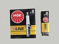Свечи зажигания NGK V-Line 08 BMW, Mitsubishi, Nissan, Renault, Rover, Rover, Volvo, Volkswagen