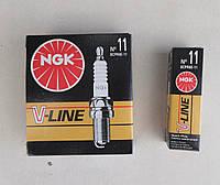 Свечи зажигания NGK V-Line 11 Ford, Honda, Mazda, Nissan, Rover, Saab, Subaru, ВАЗ 2110, Приора, Калина