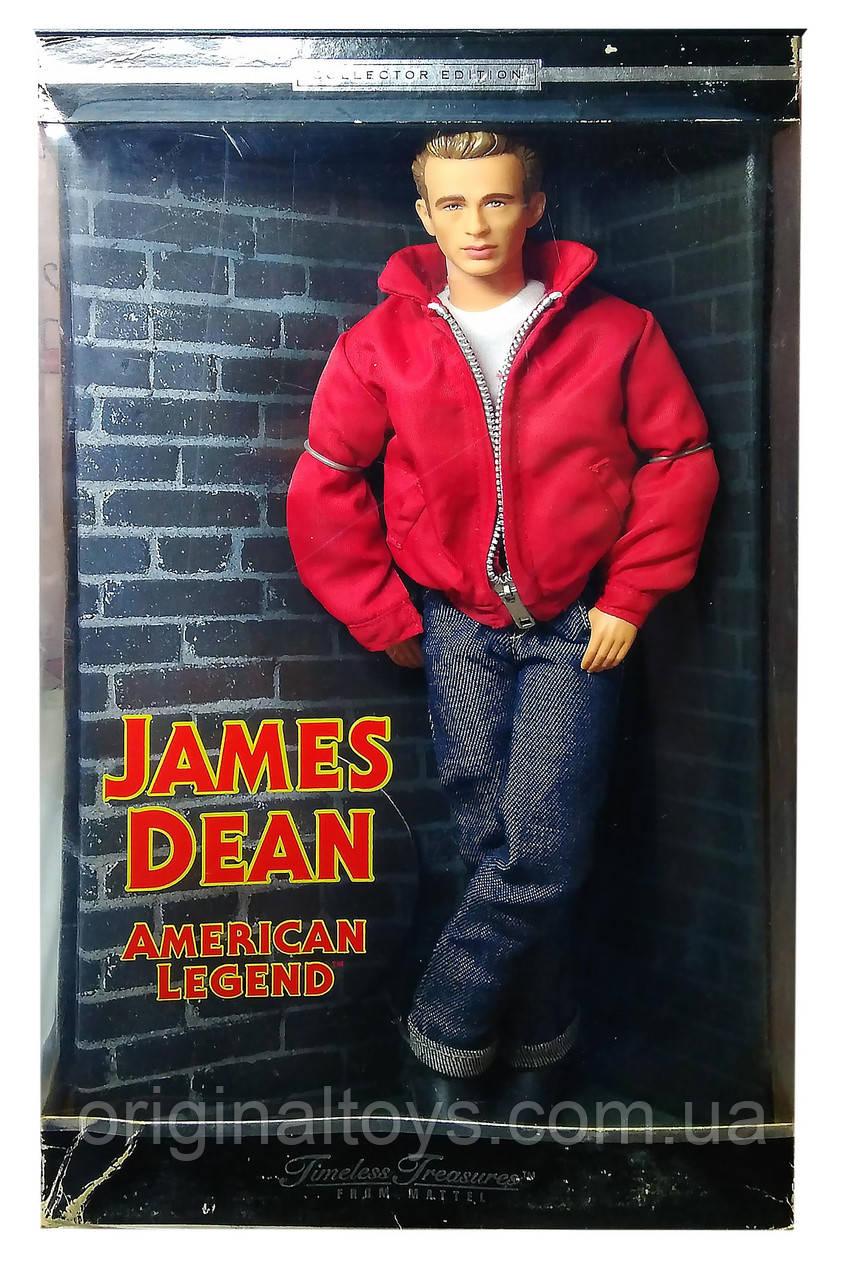 Колекційна лялька Джеймс Дін James Dean American Legend 2000 Mattel 27786