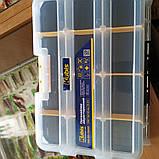 Коробка двостороння на 22 ячейки, фото 3