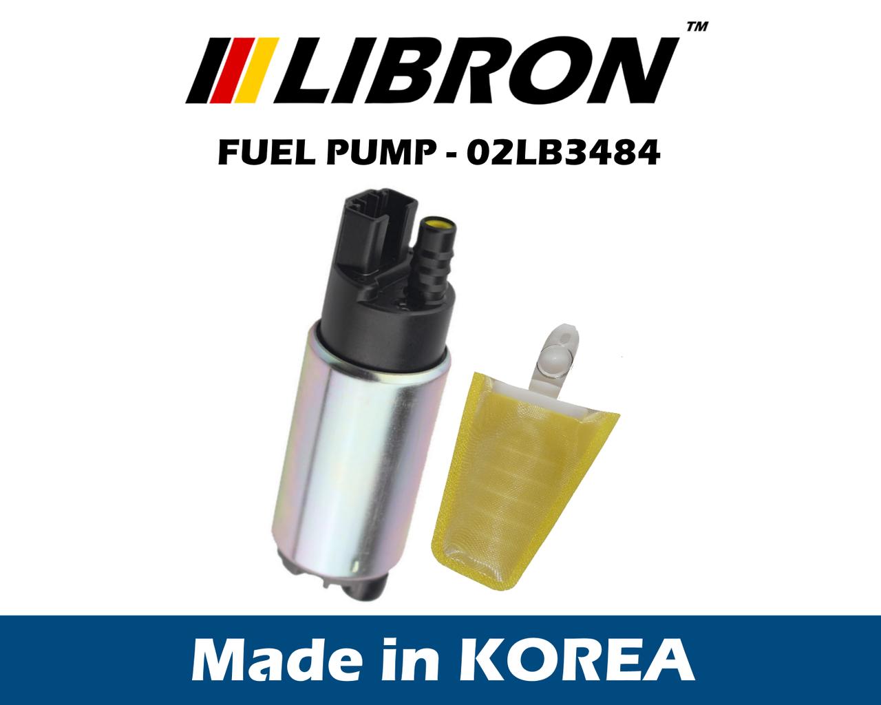 Топливный насос LIBRON 02LB3484 - SUBARU LEGACY I универсал