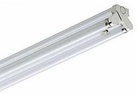 Светильник накладной 2 x18W (балка)под лампу 18Вт
