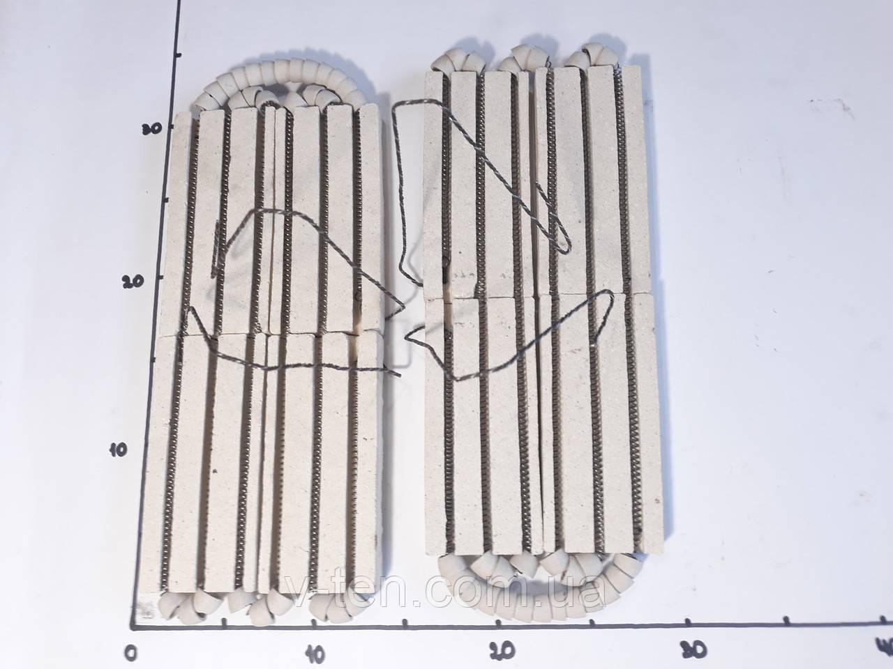 Ремонтний комплект 3000w на промислові конфорки КЕ - 0.12 (марміти) (Україна)