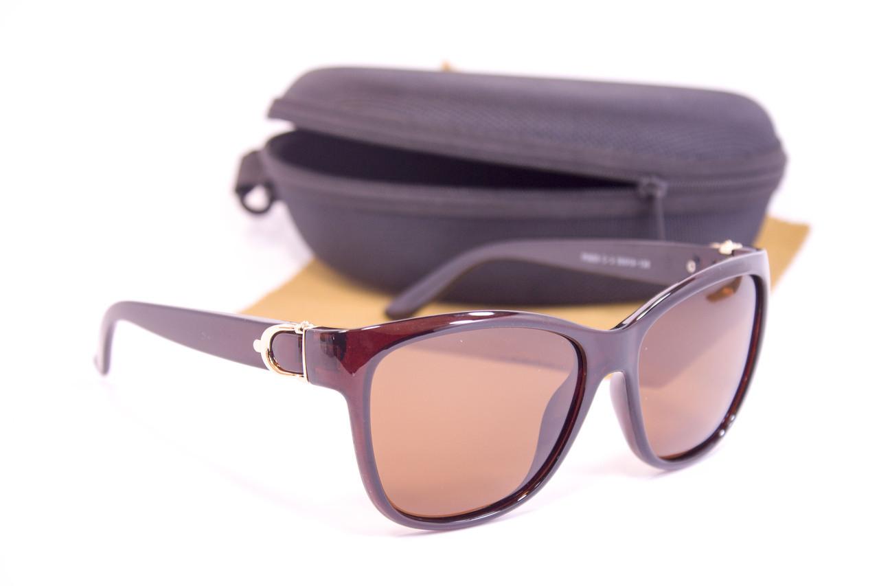 Солнцезащитные очки с футляром F0955-2