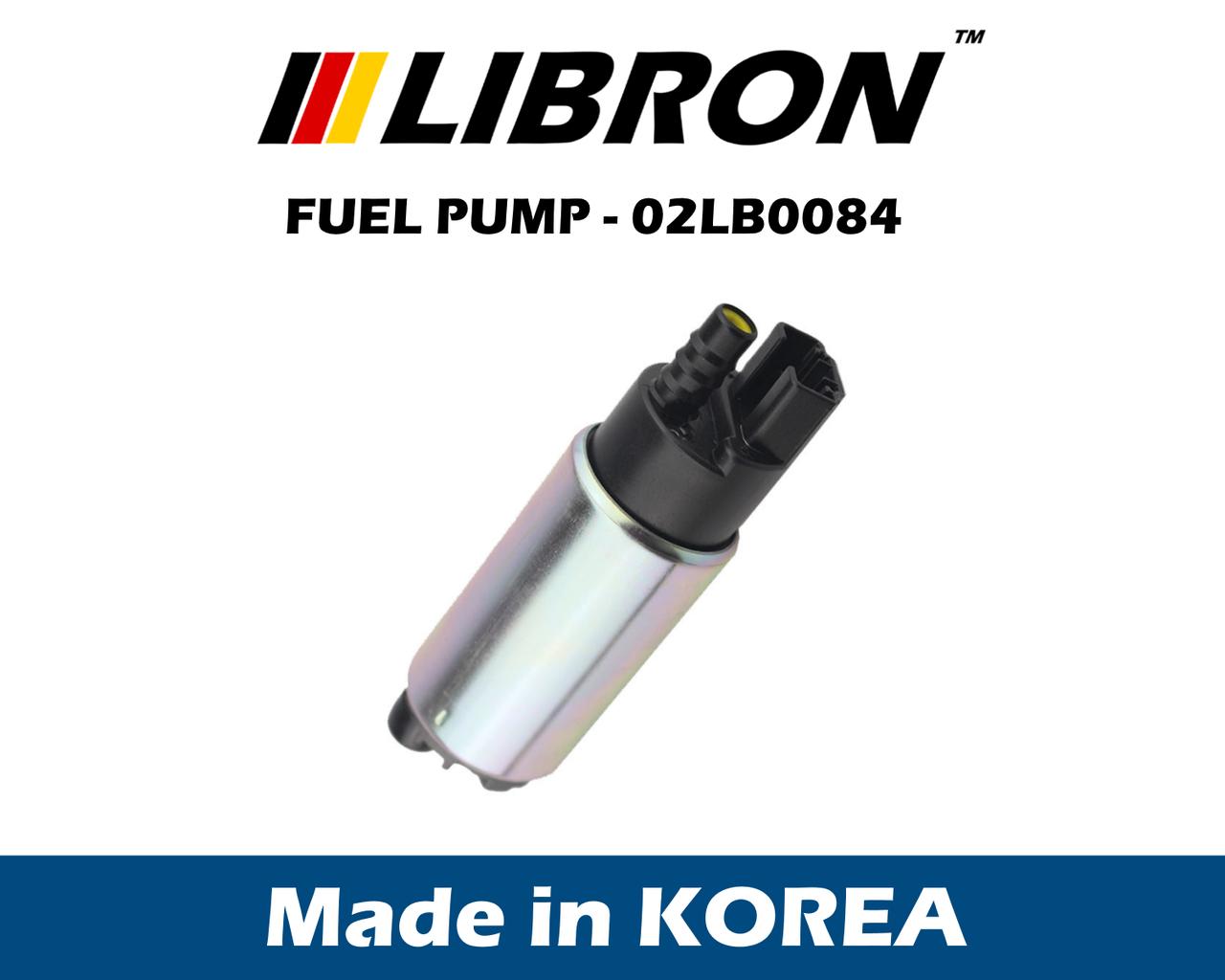Топливный насос LIBRON 02LB0084 - MITSUBISHI LANCER IV Наклонная задняя часть