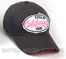 Кепка-бейсболка Be Snazzy CALIFORNIA CZD-0020 микс цвет (р. 56-60)