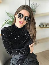 Женские солнцезащитные очки polarized Р0927-1, фото 2
