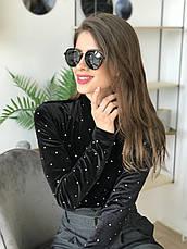 Женские солнцезащитные очки polarized Р0927-1, фото 3