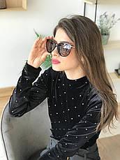 Женские солнцезащитные очки polarized Р0933-2, фото 3