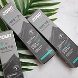 Зубная паста с частицами древесного угля 2080 Black Clean Charcoal Toothpaste, 120 мл, фото 2