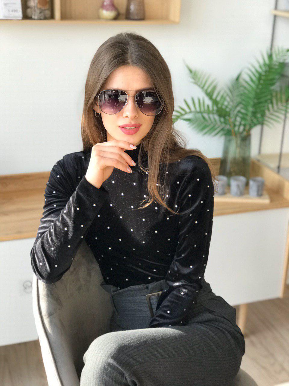 Солнцезащитные женские очки 80-290-3