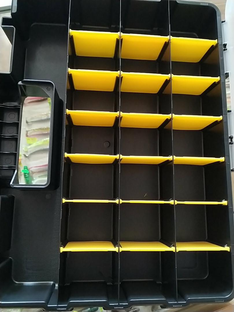 Коробка одностороння на 21 ячейки