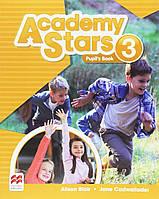 Учебник  Academy Stars 3 Pupil's book (UA)