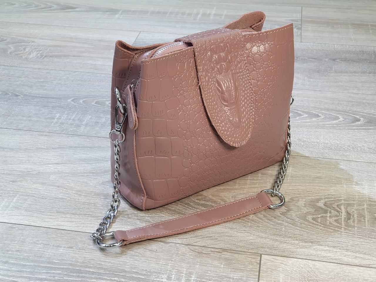 Шкіряна сумочка