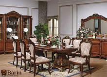 Столи і стільці в класичному стилі