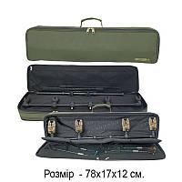 Чехол Acropolis ЧБС-2 для блока карповых сигнализаторов