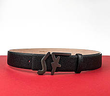 Мужской кожаный ремень Ferragamo (Сальваторе Феррагамо) арт. 62-01