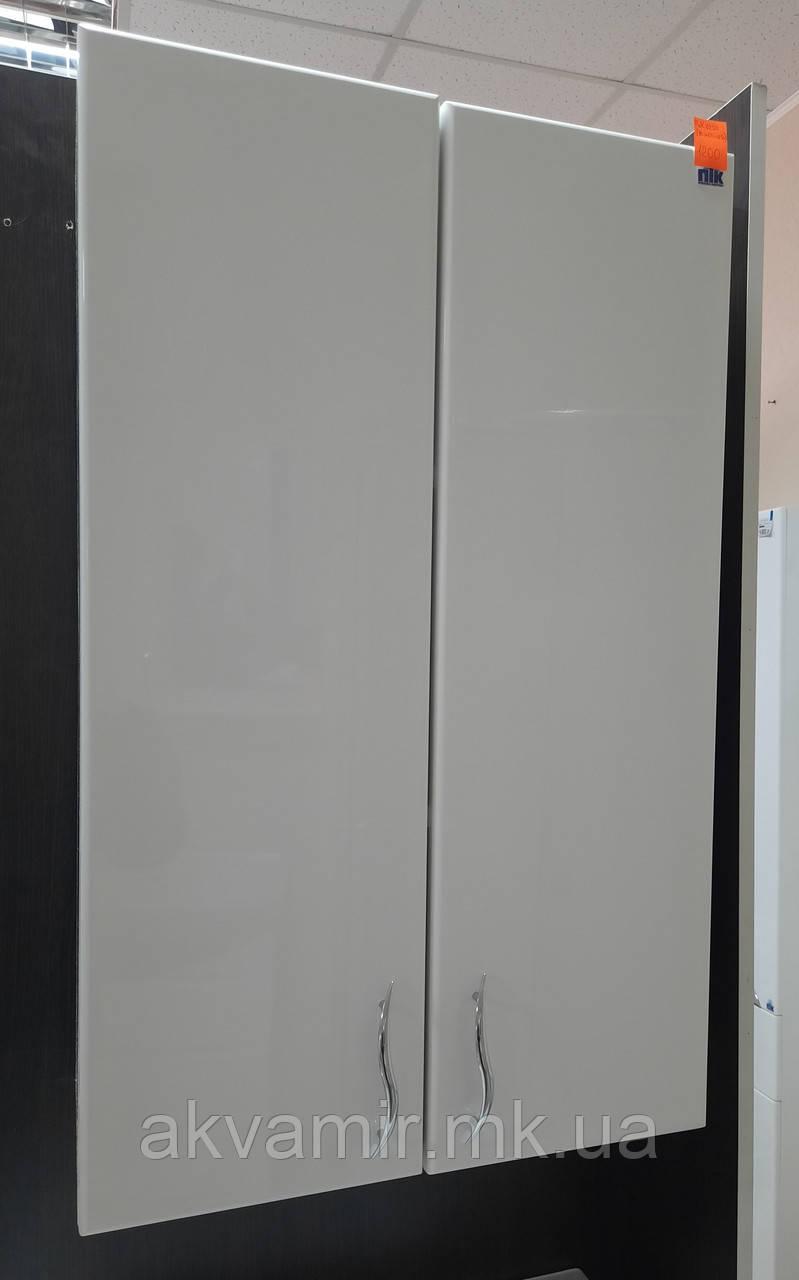 Шкаф навесной в ванную Базис ПиК 50 см