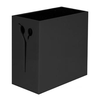 Подставка для ножниц со щетиной Pro Holder Black 2  (990002-2 BLK)