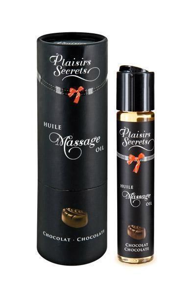 Массажное масло Plaisirs Secrets Chocolate (59 мл)