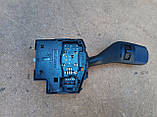 Перемикач поворотів та омивання скла ( гітара ) Ford Focus MK2 2004-2011 р . 17D940-3, фото 2