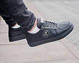 Мужские кроссовки Philipp Plein, мужские кроссовки филипп плейн, кросівки Philipp Plein, кросівки філіпп плейн, фото 4