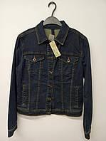 Базовая джинсовая куртка Benetton jeans