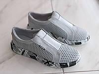 Кожаные женские кроссовки Broxci 21802 размер 36, фото 1