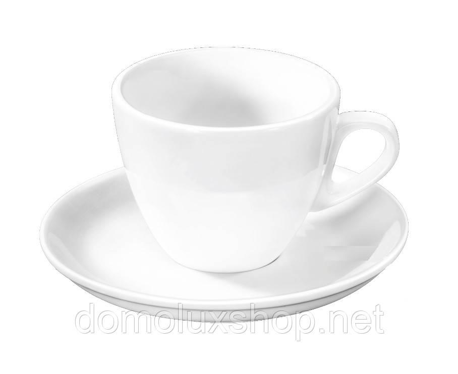 Wilmax Чашка чайная 300 мл + блюдце (WL-993176)