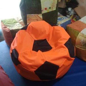 Кресло мяч Оксфорд полистирольные шарики