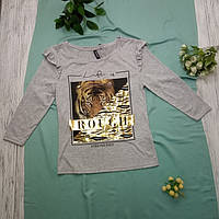 Кофта жен. Colours (Германия) L/XL  серый