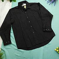 Рубашка дет. reflex Рост 140 хлопок черный