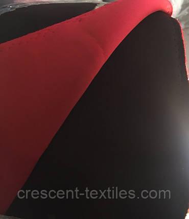 Неопрен Двусторонний (Черный+Красный), фото 2