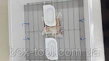 Инкубатор Курочка Ряба 130 с ТЭНом и механическим переворотом, фото 2