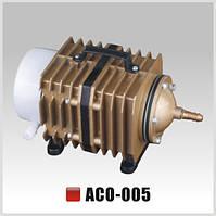 Компрессор воздушный для аквариума и пруда SunSun АСO-005, 70 л/мин., фото 1