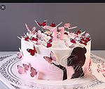 стих  про торт