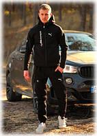 Спортивный костюм мужской Puma BMW Motorsport весенний осенний | ЛЮКС качество