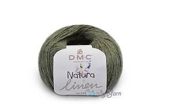 DMC Natura Linen, Зеленый залив №88