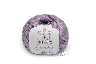 DMC Natura Linen, Лаванда №06