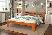 Двоспальне ліжко Арбор Древ Шопен 160х200 сосна (HS160)