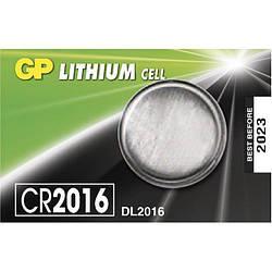 Батарейка GP CR2016 18+