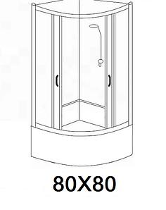 Гідробокси розміром 80х80