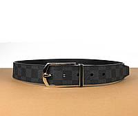 Ремень Louis Vuitton двусторонний (Луи Витон) арт. 61-02, фото 1