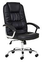 Крісло офісне NEO 9947 чорне, фото 1