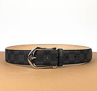 Мужской ремень - Louis Vuitton (Луи Витон) арт. 61-17, фото 1