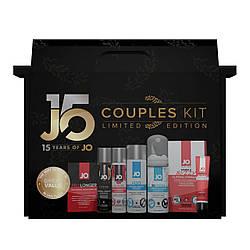 Подарочный набор System JO Limited Edition - 15th Years of JO из шести лучших товаров бренда 18+
