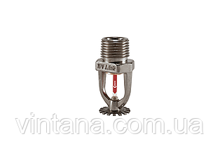 Спринклер пожарный, Duyar (Турция), розеткой вниз, 57, 68, 79°C, стандартного срабатывания, хром.
