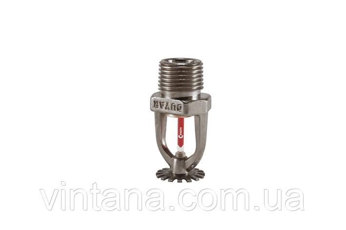 Спринклер пожарный, Duyar (Турция), розеткой вниз, 57, 68, 79°C, стандартного срабатывания, хром., фото 2