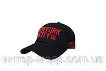 Кепка-бейсболка Be Snazzy  NEW YORK CITY CZD-0052 микс цвет (р. 56-60)